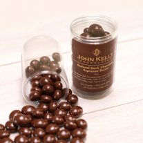 Espresso Bean Open Circle Container