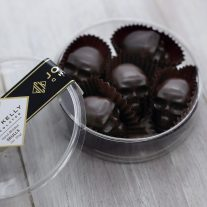 Dark Chocolate Skulls